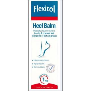 Flexitol Heel Balm Treatment. For Dry & Cracked Feet. 112g.