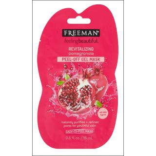 Freeman Feeling Beautiful Revitalizing Pomegranate Mask. 1 Sachet.
