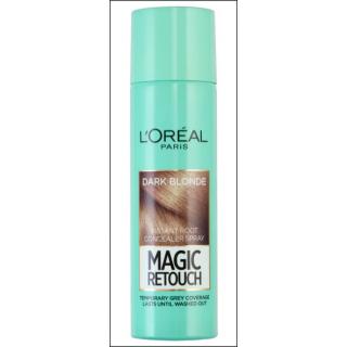 L'Oreal Magic Retouch Spray. Dark Blonde. 75ml.