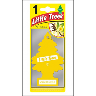 Little Trees Car Air Freshener. Vanilla Fragrance.