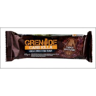 Grenade Carb Killa Protein Bar. Fudge Brownie.
