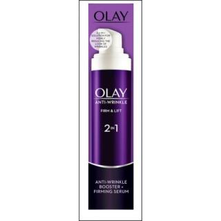 Olay Anti-Wrinkle 2 In 1 Booster & Firming Serum. 50ml.