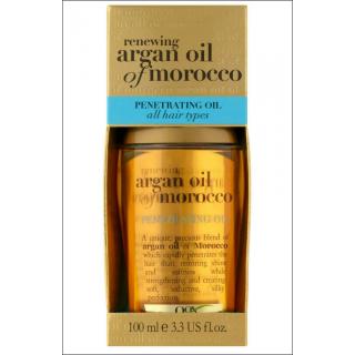 OGX Argan Oil of Morocco. Penetrating Oil All Hair Types. 100ml.