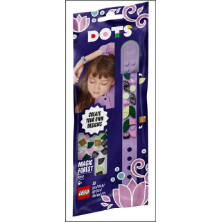 Lego Dots Magic Forest 33 Piece Packet. Create Your Own Designs.