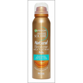 Garnier Ambre Solaire Natural Bronzer. Intense. 150ml.