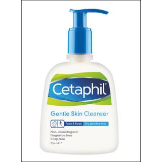 Cetaphil Gentle Skin Cleanser. Dry, Sensitive Skin. 236ml.