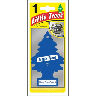 Little Trees Car Air Freshener. New Car Scent Fragrance.