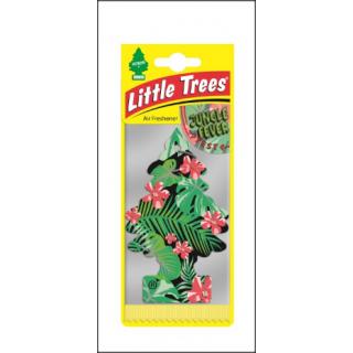 Little Trees Car Air Freshener. Jungle Fever Fragrance.