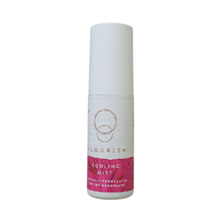 Flourish Cooling Mist. Specially Formulated For The Menopause. 50ml.