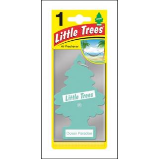 Little Trees Car Air Freshener. Ocean Paradise Fragrance.