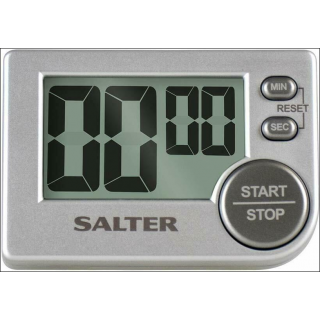Salter Big Button Electronic Timer. Count up/Countdown Feature.