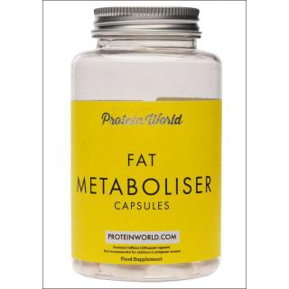 Protein World Fat Metaboliser Capsules. 90 Capsules.
