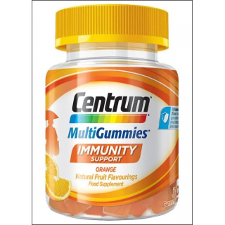Centrum MultiGummies Immunity Support Supplement. 60 Gummies.