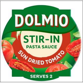 Dolmio Stir-In Pasta Sauce. Sun-Dried Tomato. 150g.