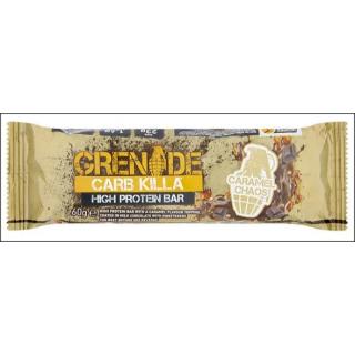 Grenade Carb Killa Protein Bar. Caramel Chaos.