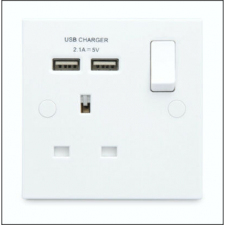 British General USB Socket.