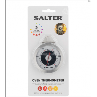 Salter Analogue Oven Thermometer. Helps Maintain Optimum Oven Temperature.