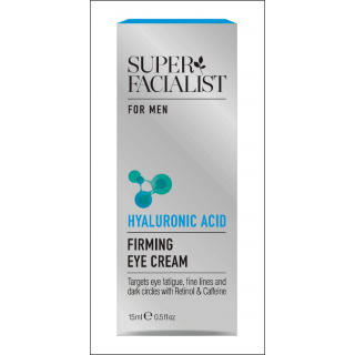 Super Facialist For Men Firming Eye Cream. 15ml.
