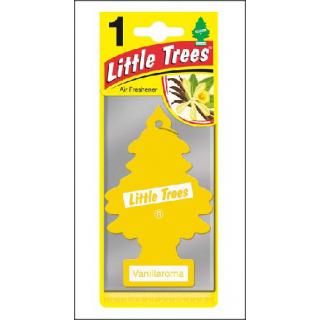 Little Trees Car Air Freshener. Vanillaroma Fragrance.