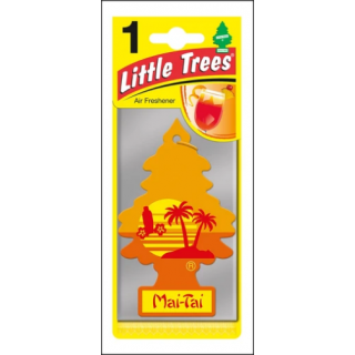 Little Trees Car Air Freshener. Mai-Tai Fragrance.