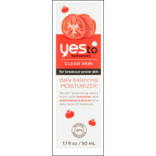 Yesto Clear Skin Daily Balancing Moisturizer. 50ml.