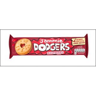 Jammie Dodgers Biscuits. Raspberry. 140g.