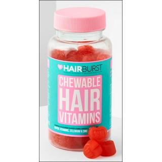 Hairburst Chewable Hair Vitamins. 60 Pastilles.