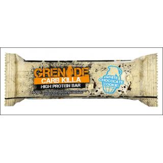 Grenade Carb Killa Protein Bar. White Chocolate Cookie.