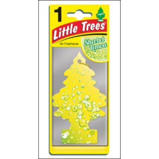 Little Trees Car Air Freshener. Sherbert Lemon Fragrance.