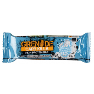 Grenade Carb Killa Protein Bar. Cookies & Cream.