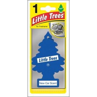 Little Trees Car Air Freshener. New Car Scent Fragrance.