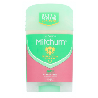 Mitchum Women Powder Fresh Roll-On. 41g.
