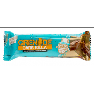 Grenade Carb Killa Protein Bar. Salted Caramel.