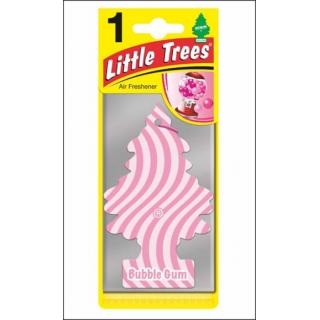 Little Trees Car Air Freshener. Bubble Gum Fragrance.
