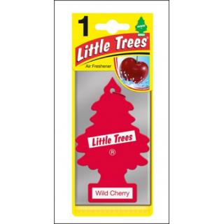 Little Trees Car Air Freshener. Wild Cherry Fragrance.