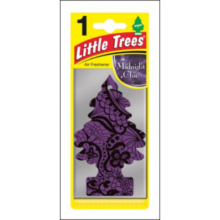 Little Trees Car Air Freshener. Midnight Chic Fragrance.