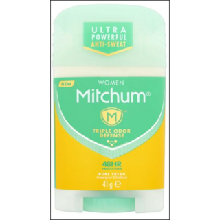 Mitchum Women Pure Fresh Roll-On. 41g.